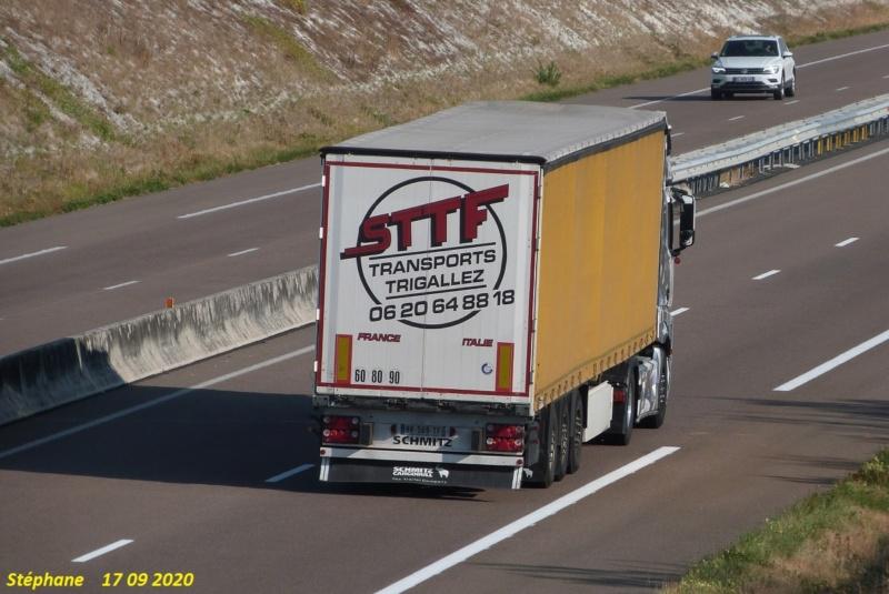 STTF  (Société de Transports Trigallez Fabrice) (Signy l'Abbaye) (08) P1540822