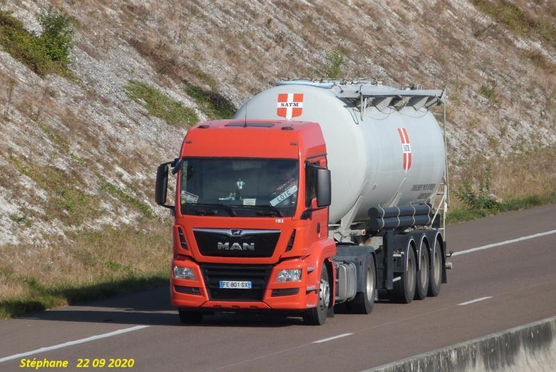SATM Société Auxiliaire de Transport et de Matériel (L'Isle d'Abeau 38) P1550176