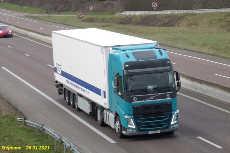 TLS  Thermo Logistic Services  (Echt) P1560062
