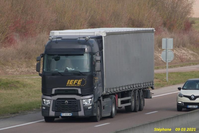 E.F.E (Euro Fret Express) (Villiers en Lieu) (52) P1560732