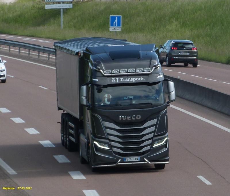 AJ Transports (Cepoy) (45) P1570530