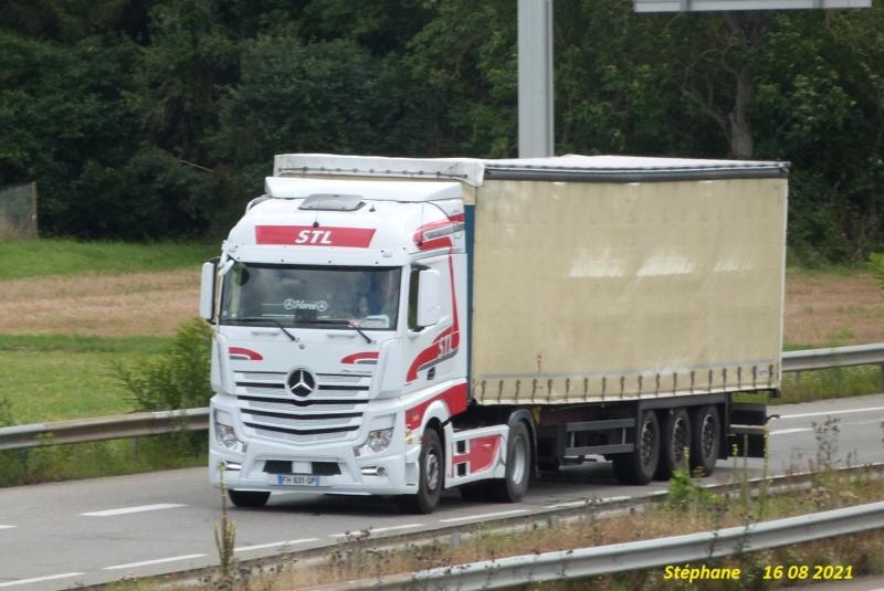 STL (Société des Transports Laurent) (Moulins st Hubert) (55) P1580286