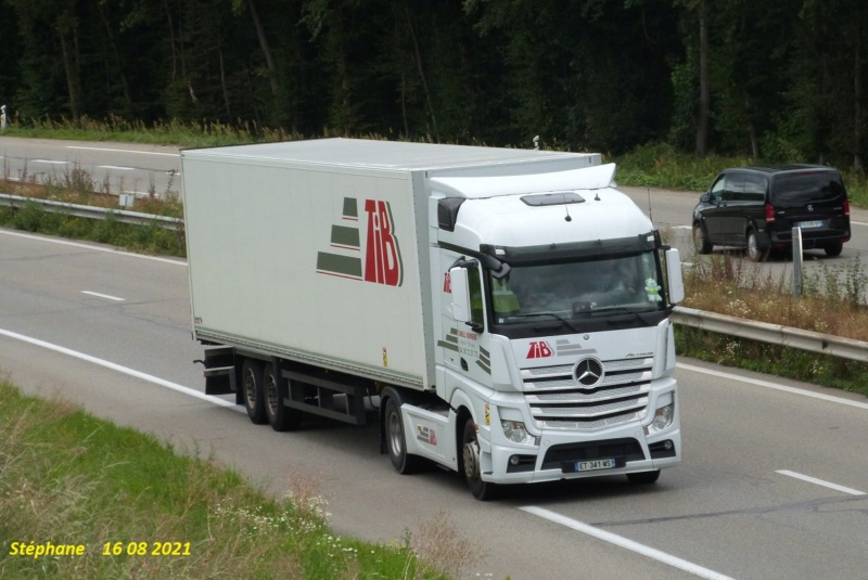 TIB (Transports Isabelle Bourgeois)(Grigny, 69) P1580382