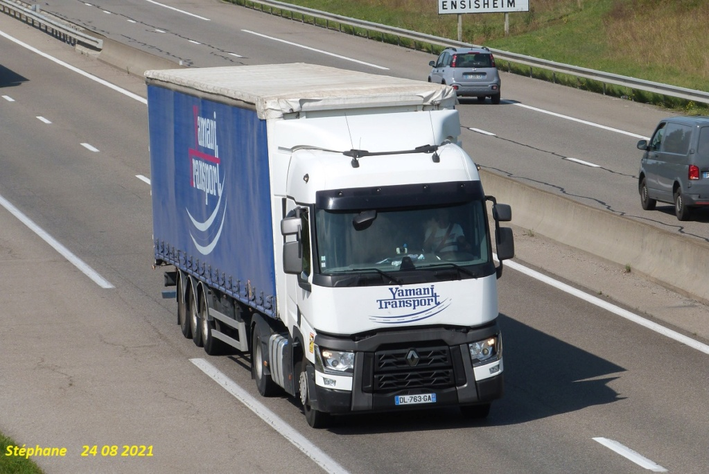 Yamani Transports (Sorgues) (84) P1580794