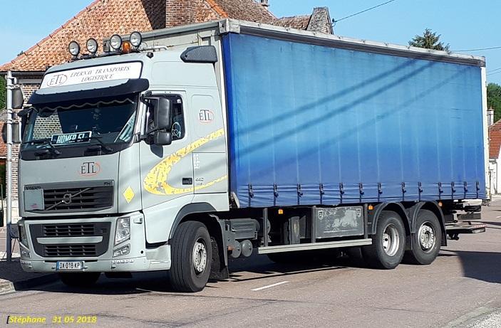 ETL  Epernay Transport Logistique (Mardeuil, 51) Smart100