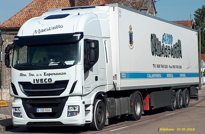 Tps Maestrillo - Cargo Calasparra  (Calasparra - Murcia) Smart123