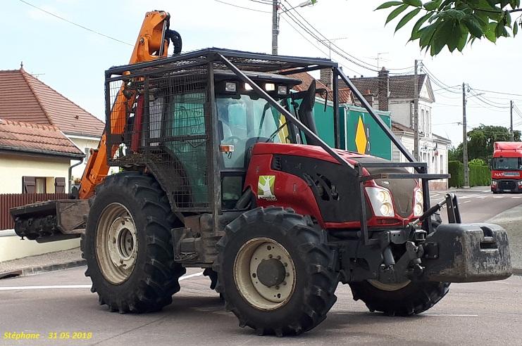 Tracteurs agricoles équipées forestier Smart179