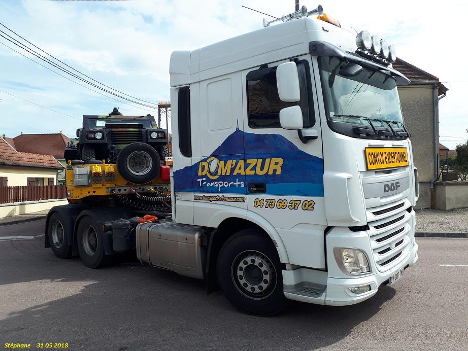Transports Dom'azur (Cournon d'Auvergne, 63) - Page 3 Smart203