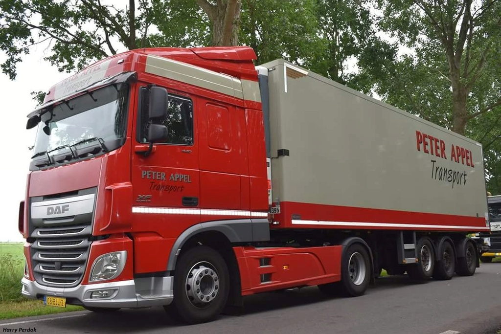 Peter Appel Transport - Middenmeer Smart368