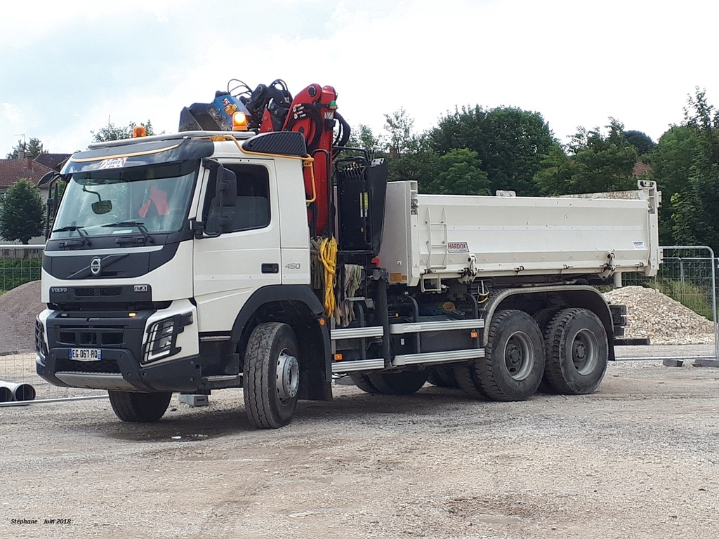 FMX la gamme chantier de Volvo - Page 2 Smart388