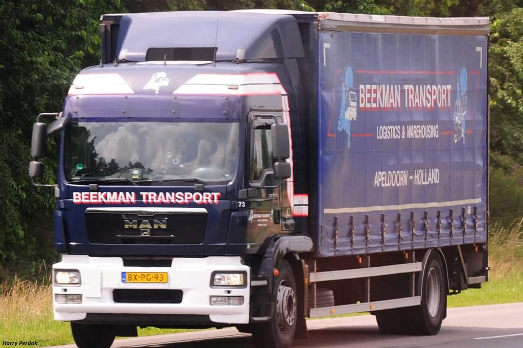 Beekman Transport  (Apeldoorn) Smart450