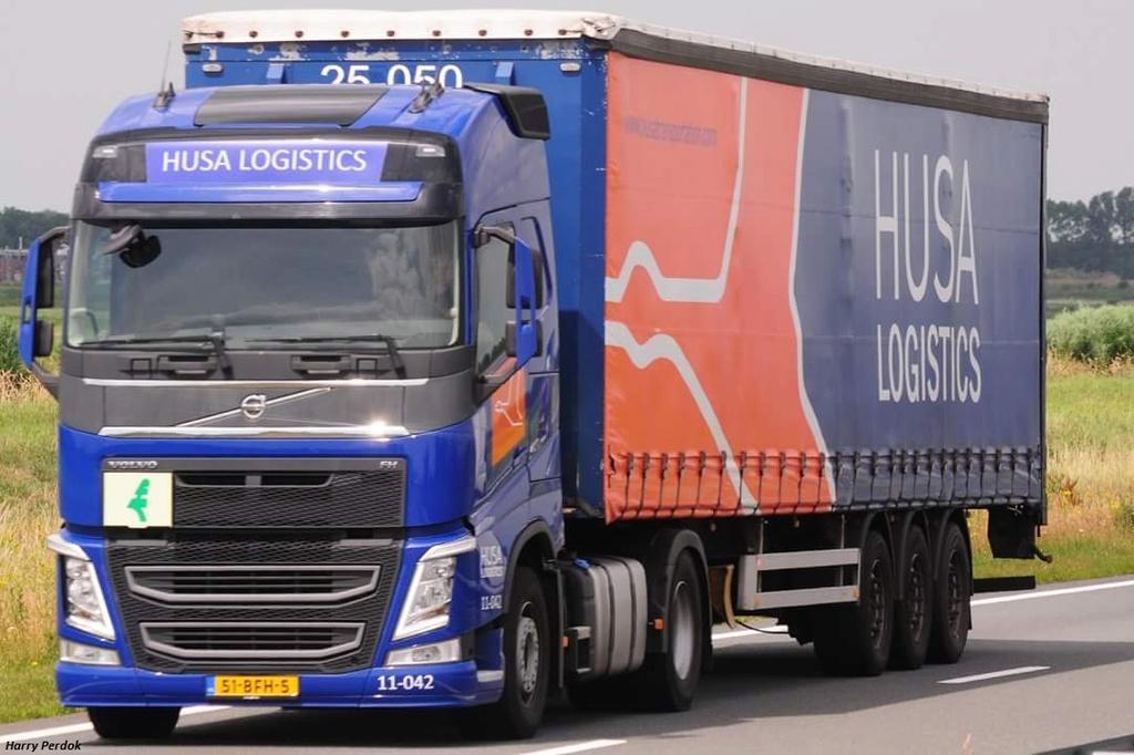 Husa Logistics (Veendam) Smart484