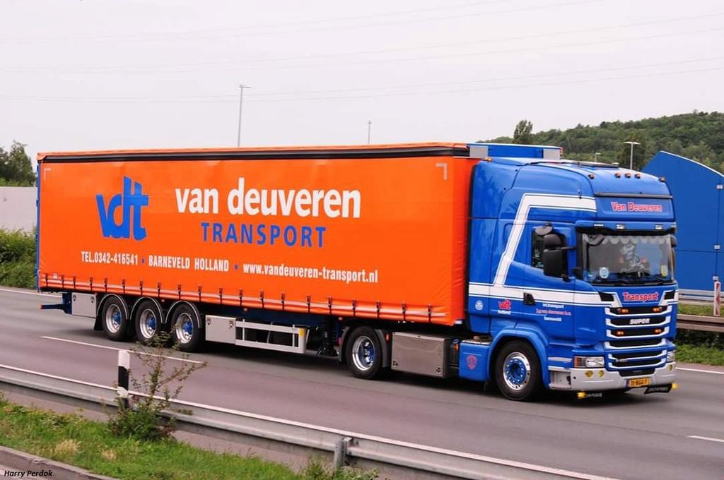 Van Deuveren Transport (Barneveld) Smart504