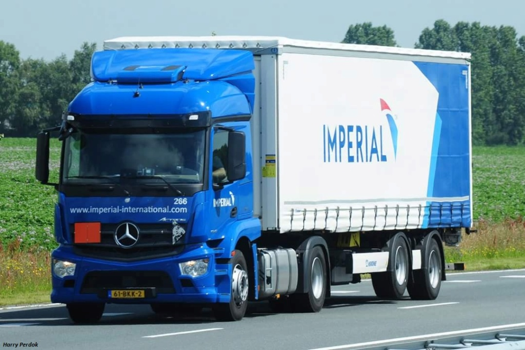 Imperial Logistics Internationnal  (Duisburg) Smart682