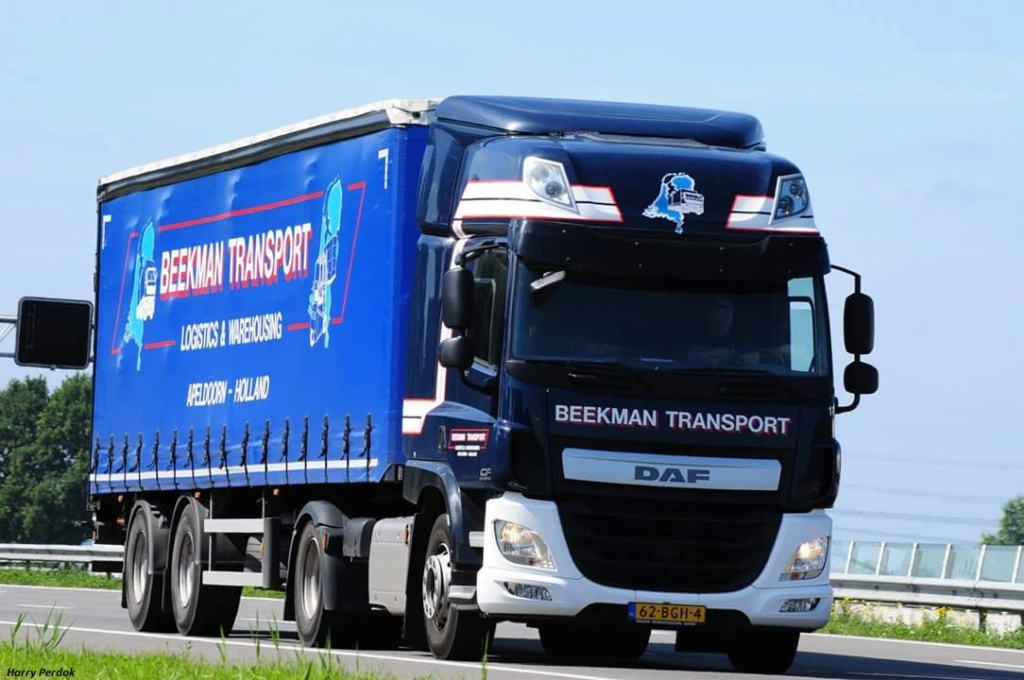 Beekman Transport  (Apeldoorn) Smart717
