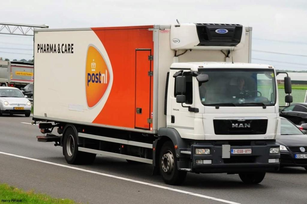 Postnl (La Haye) Smart792