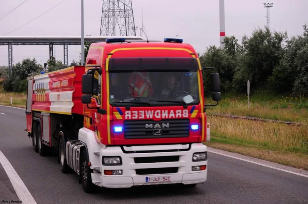 Pompiers Belge Smart833