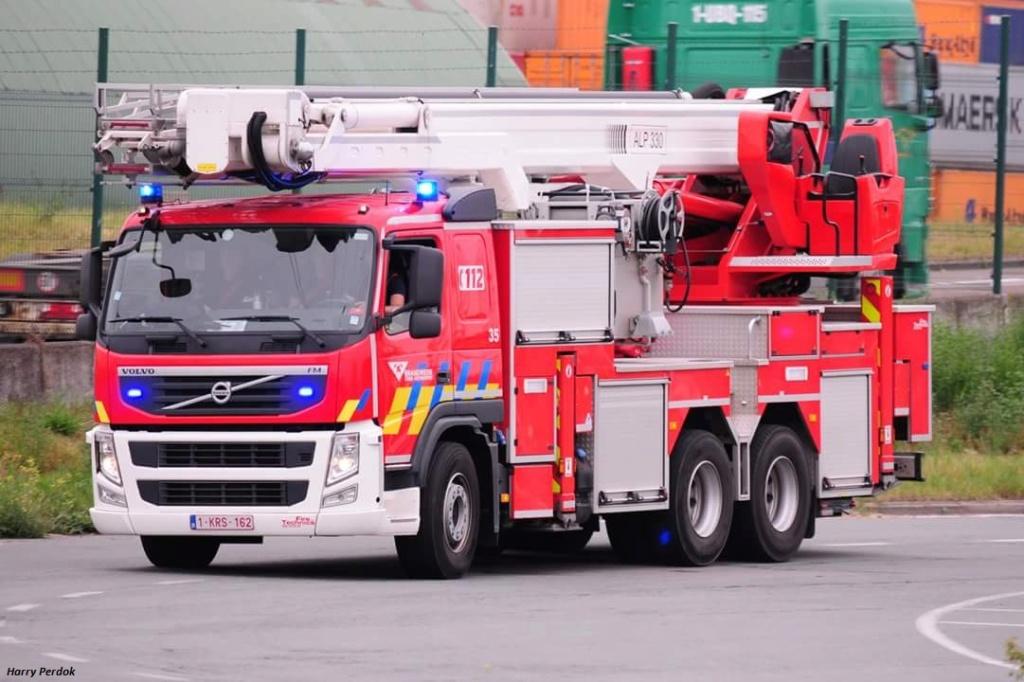 Pompiers Belge Smart835