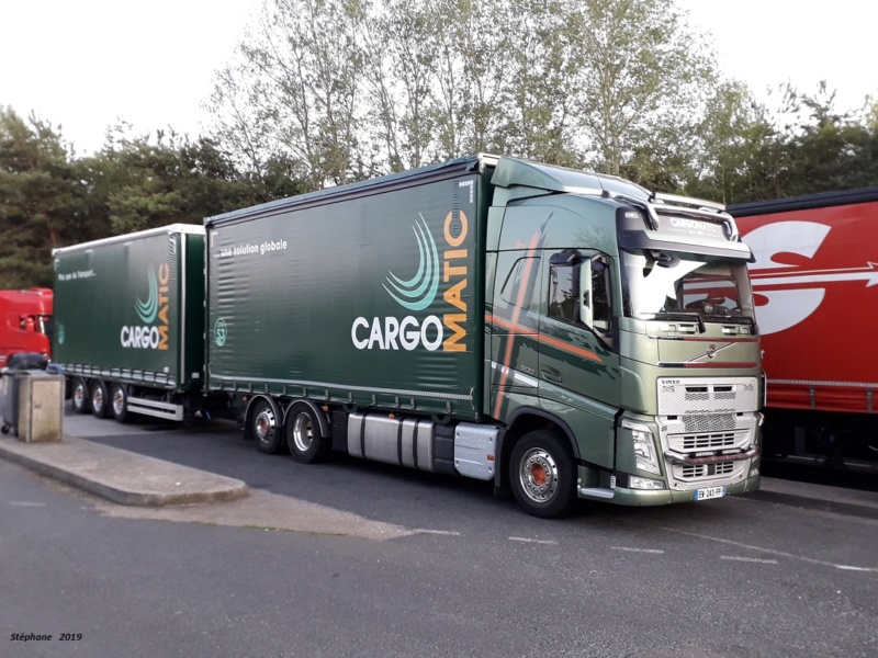 Cargomatic (Bonchamp, 53) Smart903
