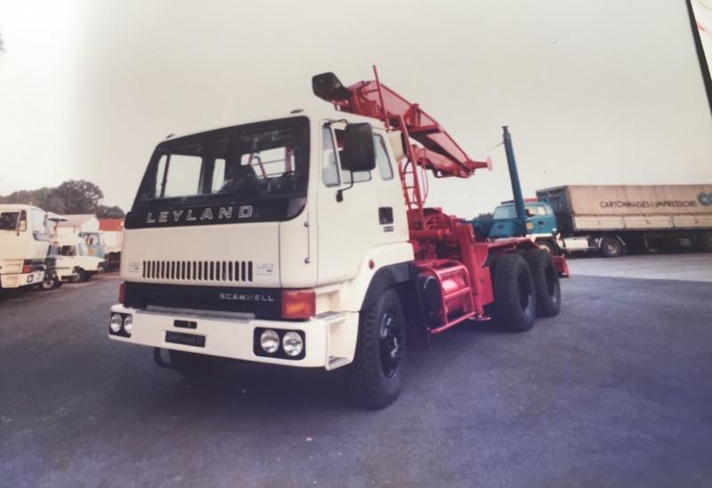 Bresson (Houssen) (68) (transporteur disparus) Smart914
