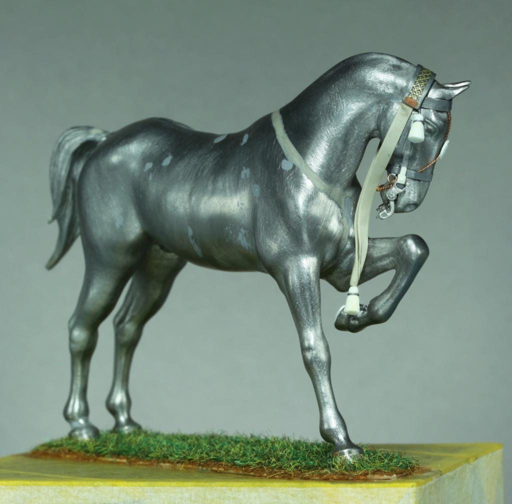 Timbalier des chasseurs à cheval de la Garde Impériale (tenue à la hussarde, 1810) Img_8716