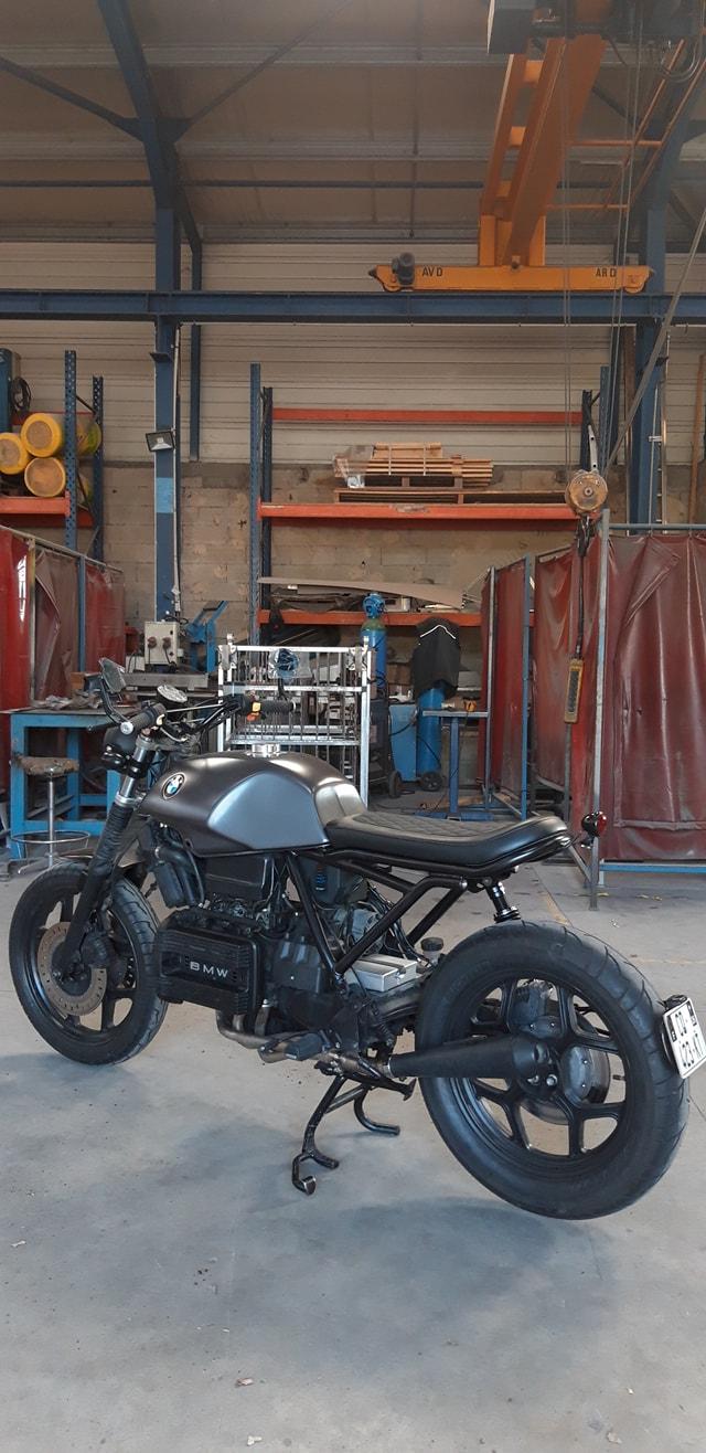 Désirée - Suzuki DR 600 Supermono - Page 12 12518510