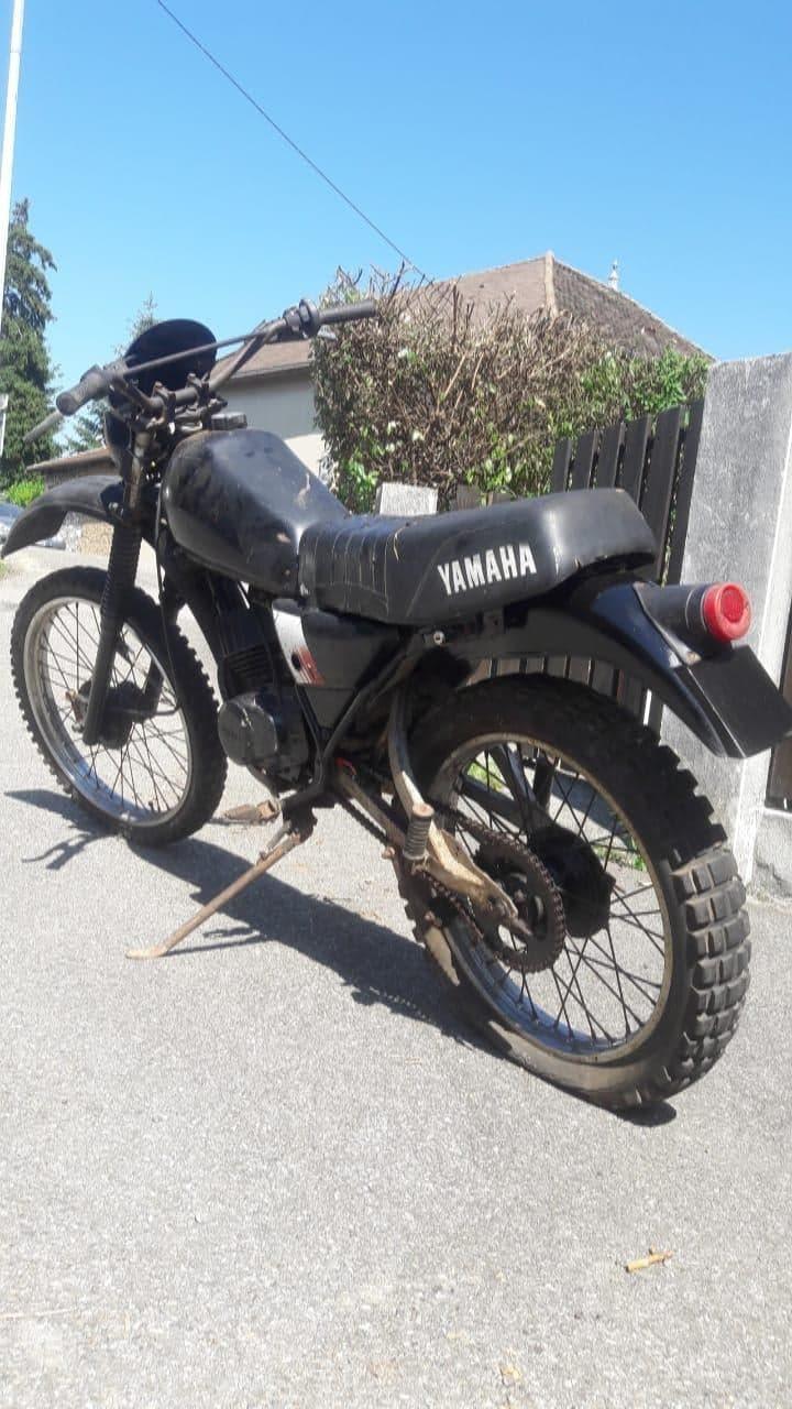 La moto pour les Scato  36405910