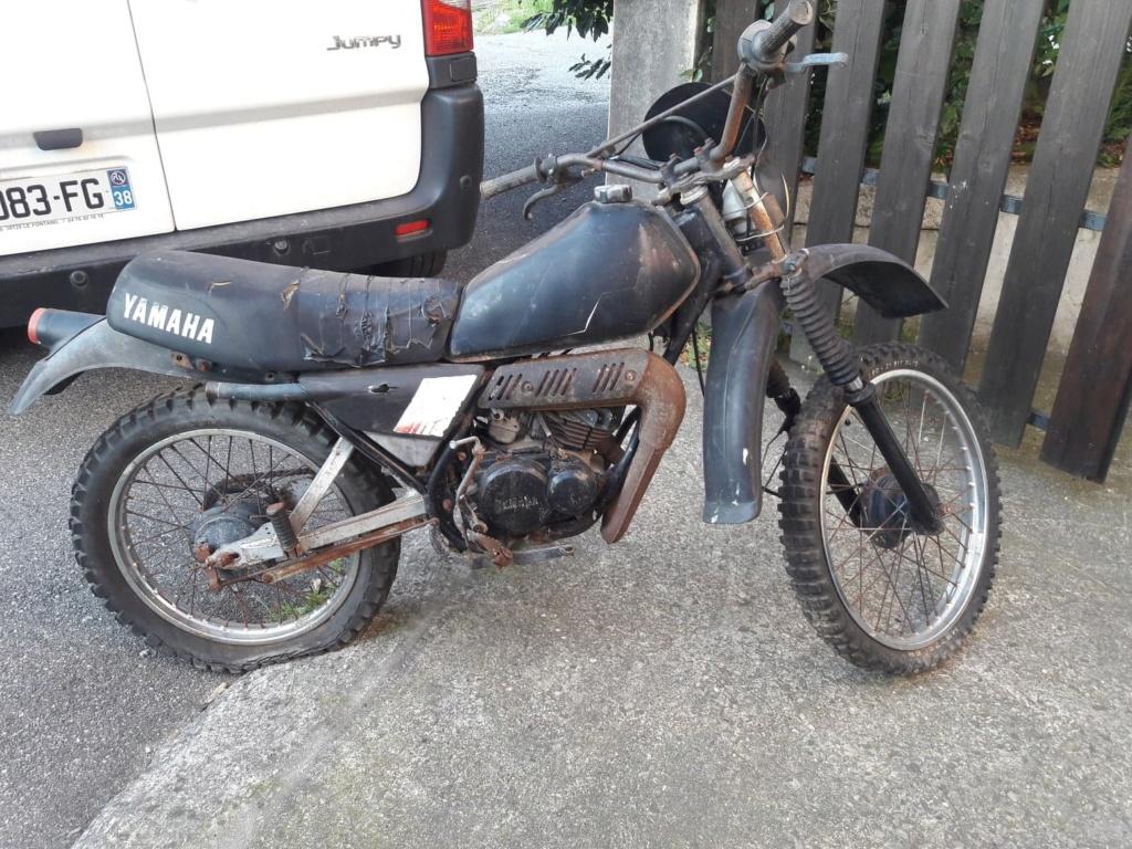La moto pour les Scato  36479510