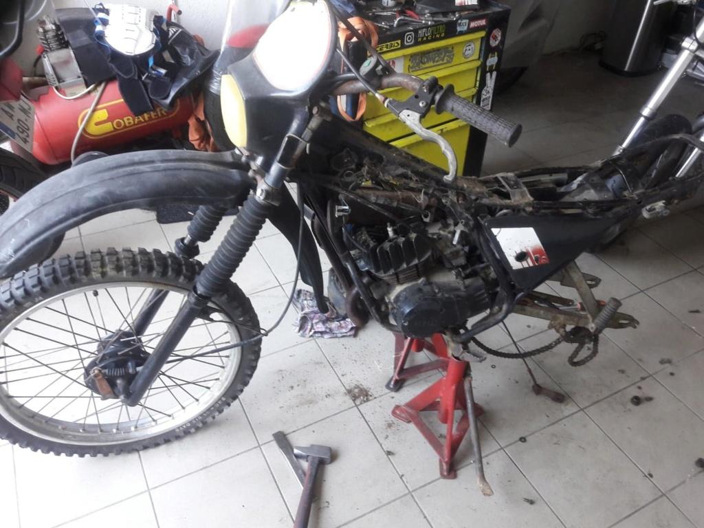 La moto pour les Scato  36550610