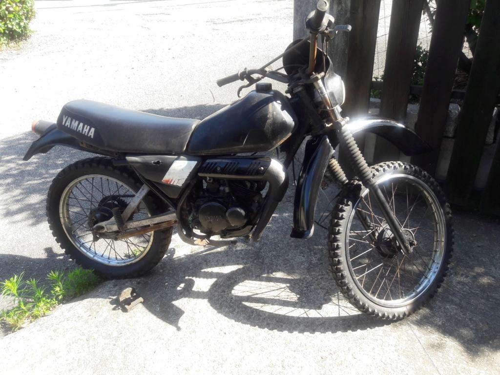 La moto pour les Scato  37713410
