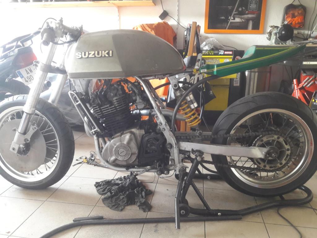 Désirée - Suzuki DR 600 Supermono - Page 6 38124011