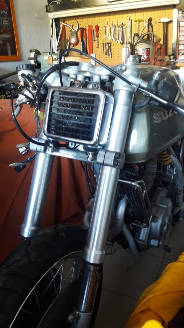Désirée - Suzuki DR 600 Supermono - Page 6 38838010