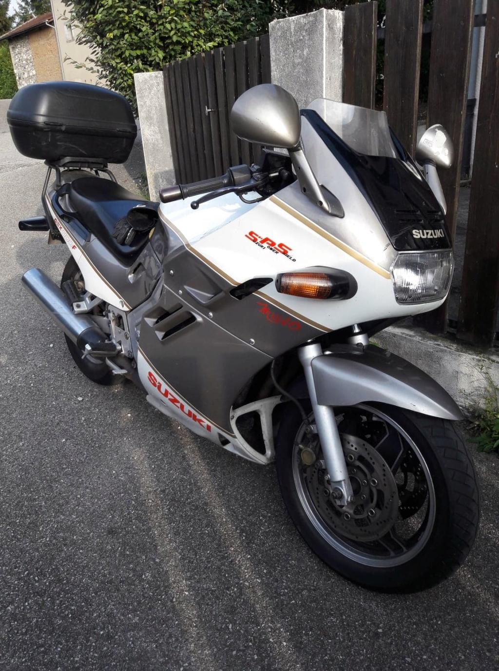 Désirée - Suzuki DR 600 Supermono - Page 7 43470010