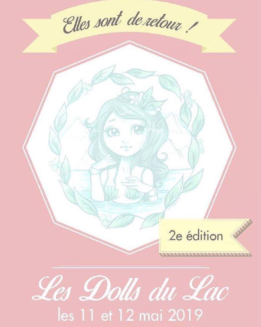 Dolls du lac - 2ème édition - 11 & 12 mai 2019 46432610