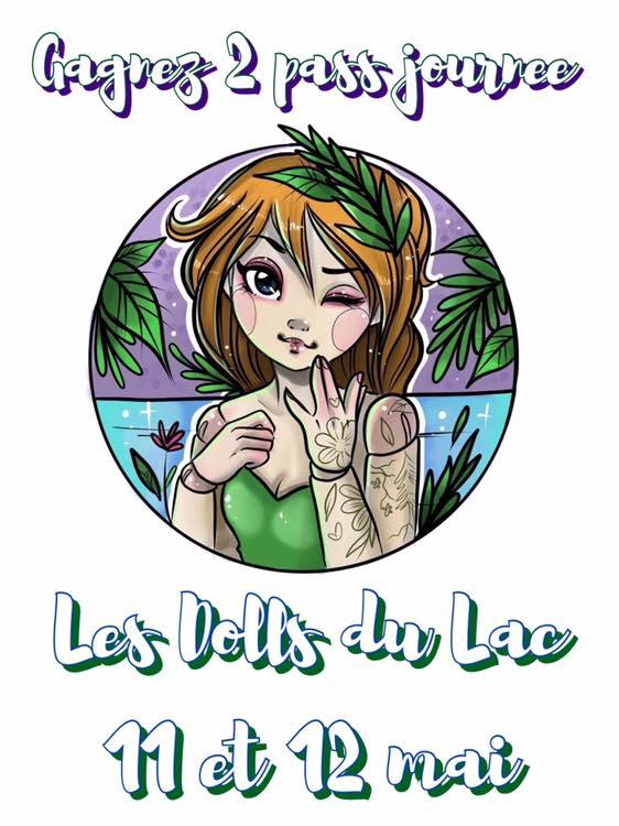Dolls du lac - 2ème édition - 11 & 12 mai 2019 - Page 3 59568710