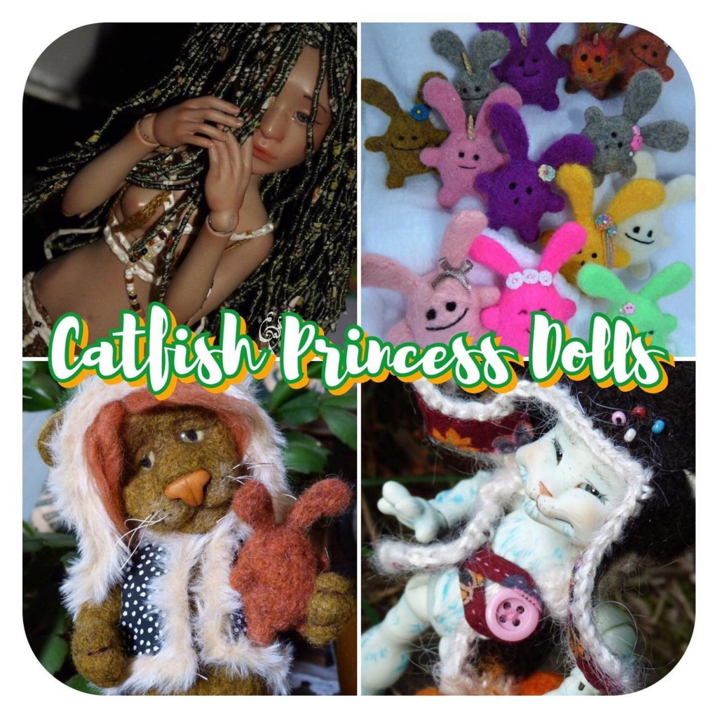 Dolls du lac - 2ème édition - 11 & 12 mai 2019 - Page 3 59843210