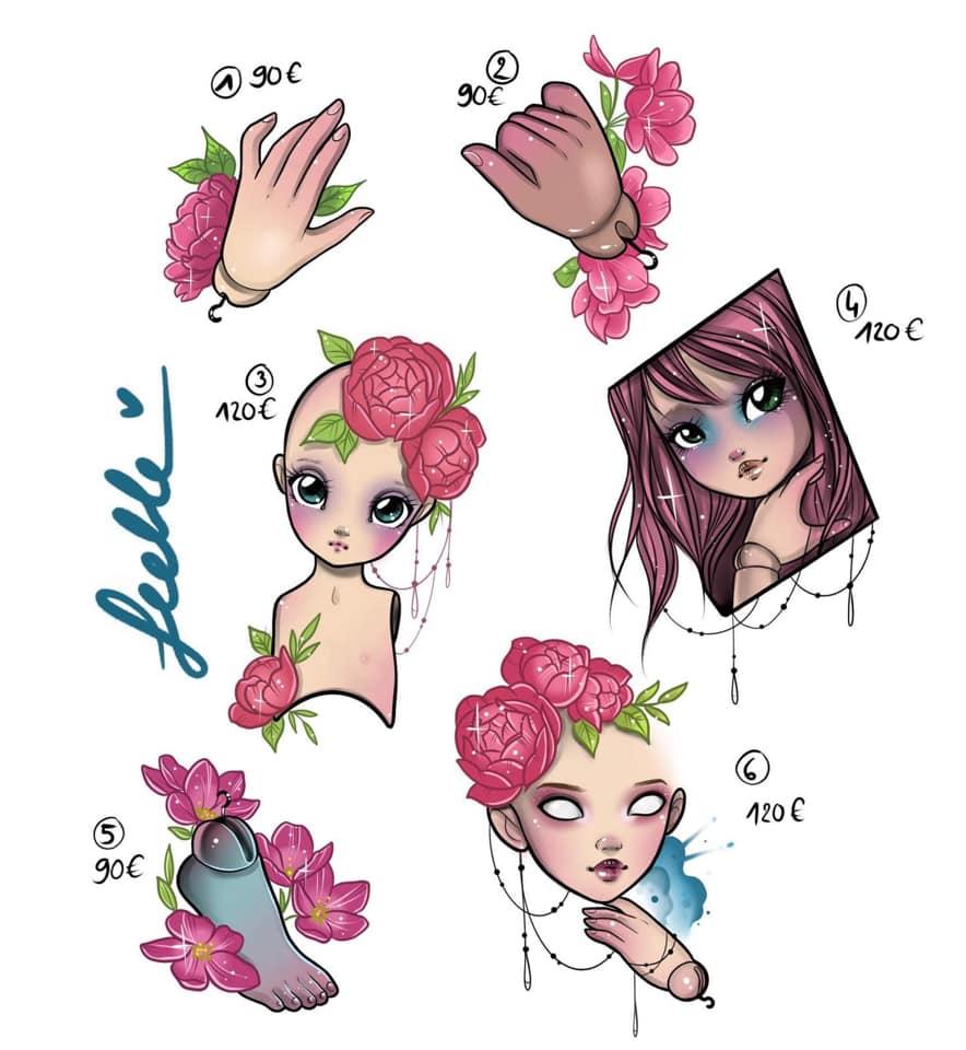 Dolls du lac *** 3ème édition *** 04-05 avril 2020 - Page 2 83389510