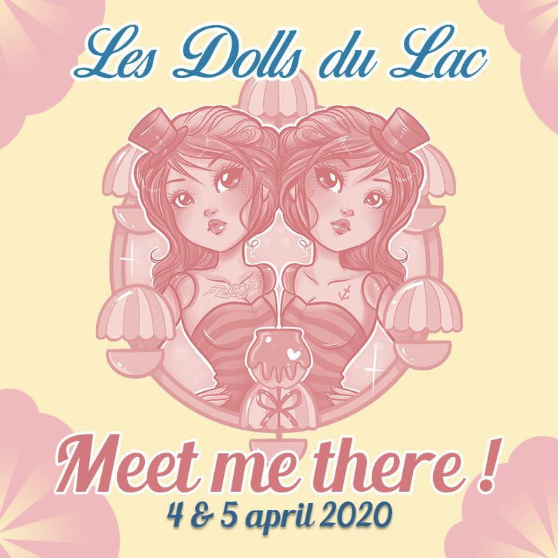Dolls du lac *** 3ème édition *** 04-05 avril 2020 - Page 2 85134810