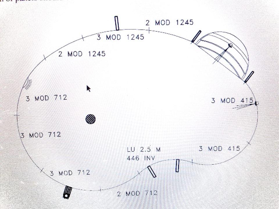 Emplacement pour l'installation d'une pompe Sta-rite 5P2R 60913510
