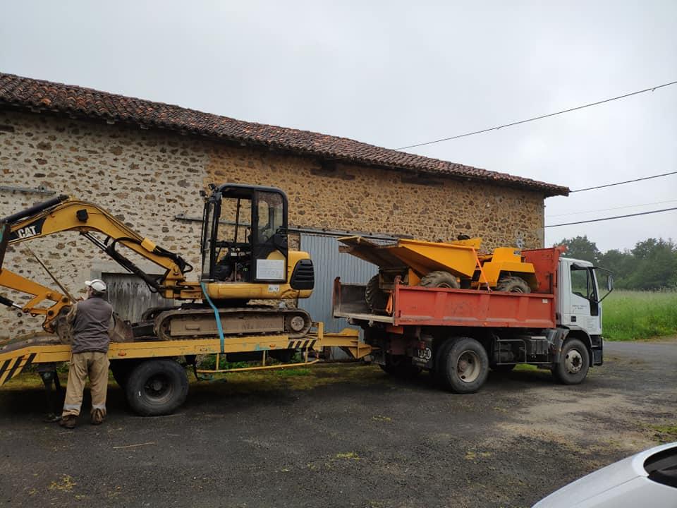 Nous commençons à construire notre Céline 10 61622010