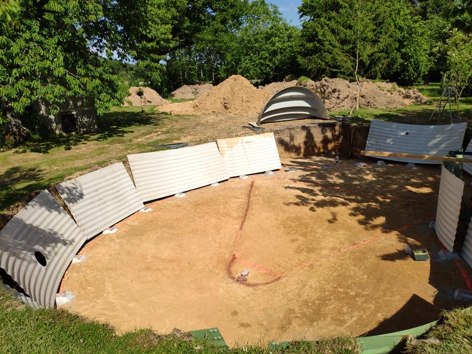 Nous commençons à construire notre Céline 10 61764010