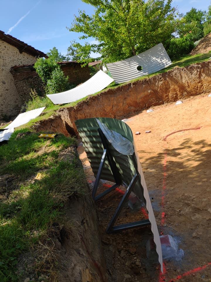 Nous commençons à construire notre Céline 10 61917610