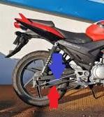 Blocage roue en roulant : frein arriere HS Honda CB125F - Page 2 1309211