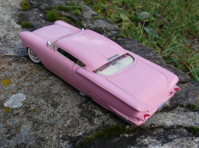 1958 Chevrolet Impala - Customizing kit - Trophie series - Amt - 1/25 scale P1000010