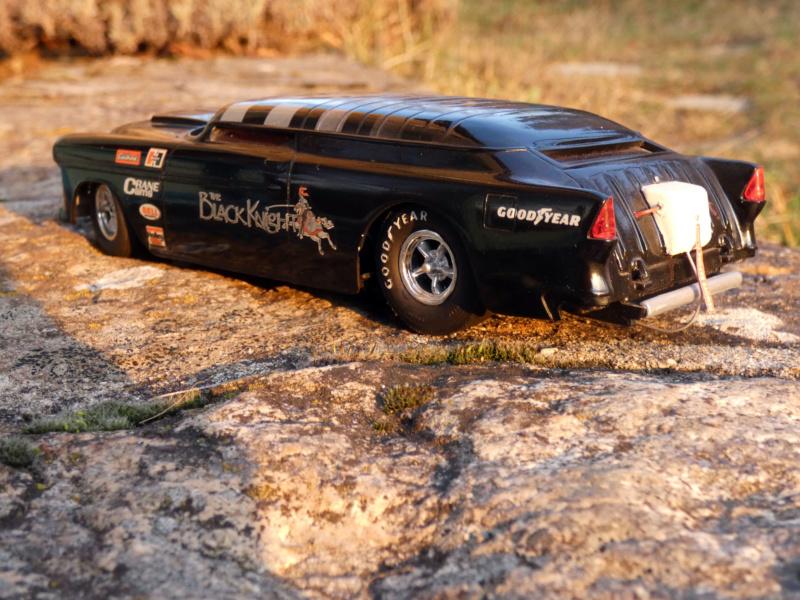 1955 Chevrolet Nomad  - Trophie series - customizing kit - Amt - P1000214