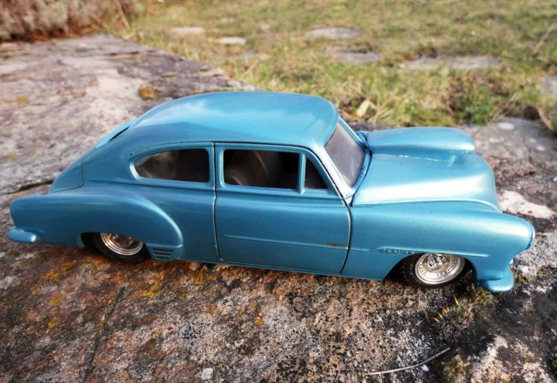 1951 Chevrolet Fleetline - amt - 1/25 scale P1000219