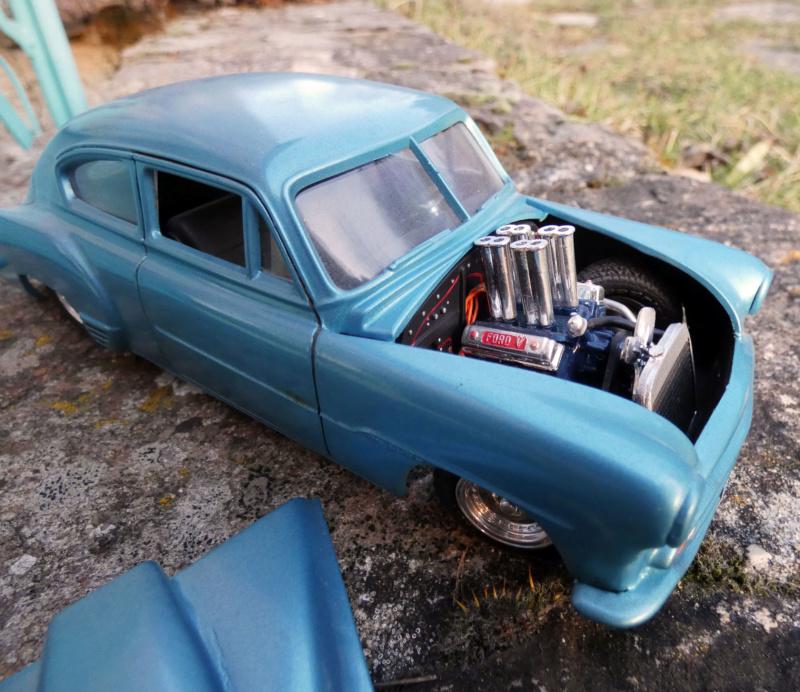 1951 Chevrolet Fleetline - amt - 1/25 scale P1000220