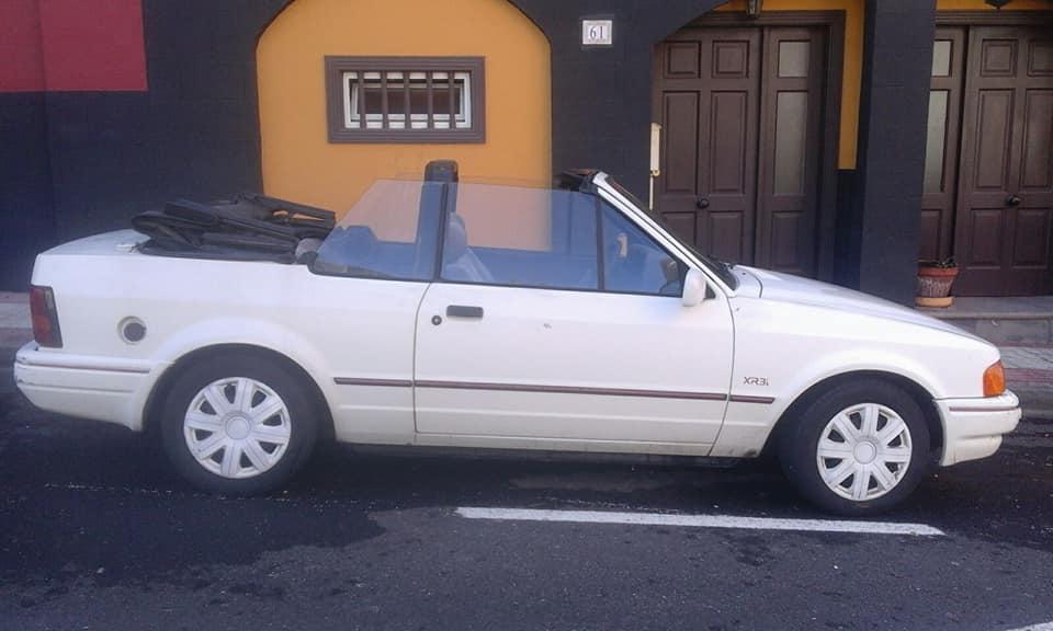Car stolen in Adeje. 51640710