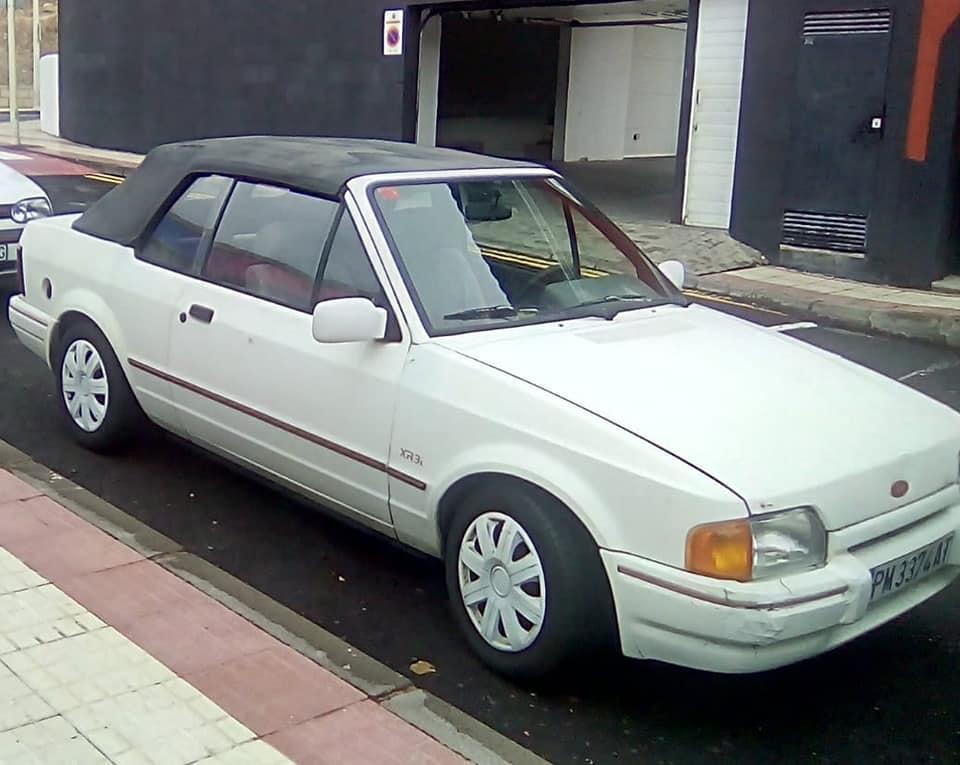 Car stolen in Adeje. 52599010