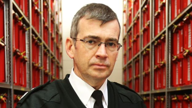 Legal challenge in Dublin to new Garda commissioner. _1030710